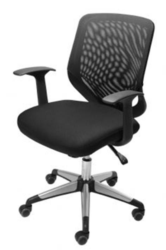 Motif Sync Mesh Back Office Chair - Black
