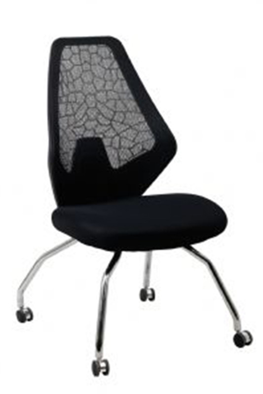 Command Visitor Chair - Black