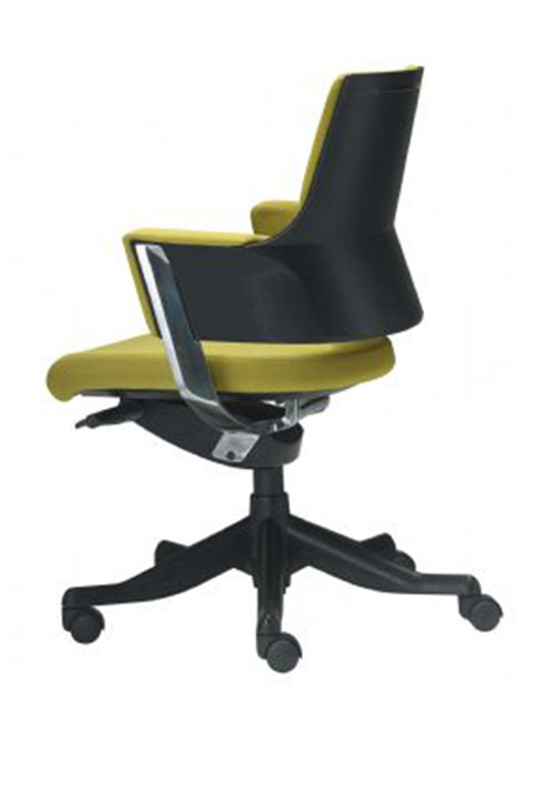 Delphi Modern Executive Office Chair - Olive