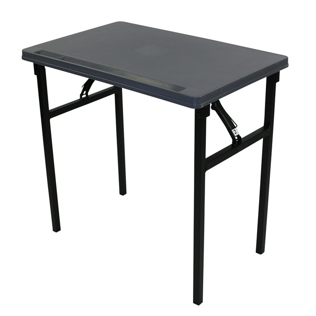 Lachlan Folding Utility Table - Grey