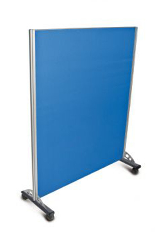 Mobile Floor Privacy Screen - Temporary Partition Wall