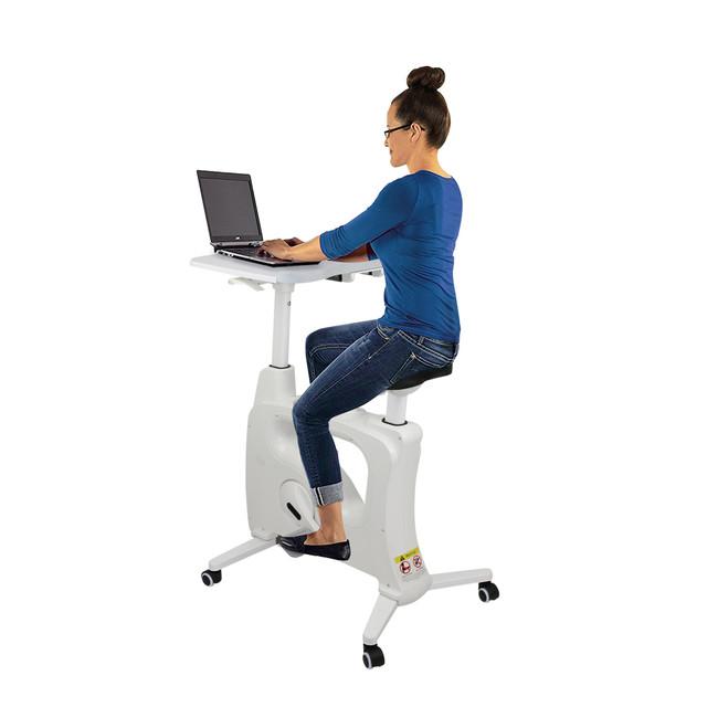 Spin Office Desk Exercise Bike