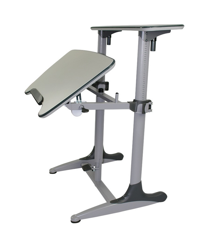 Taskmaster Manual Tilt / Height Adjustable Ergonomic Desk