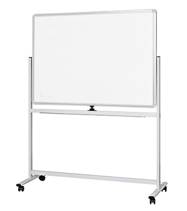 Mobile Chilli Magnetic Whiteboard on Wheels