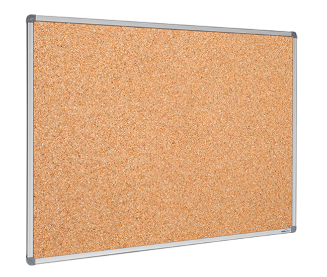 Corporate Budget Cork Boards