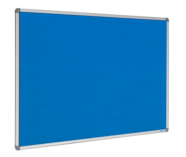 Smooth Velour Fabric Pinboards