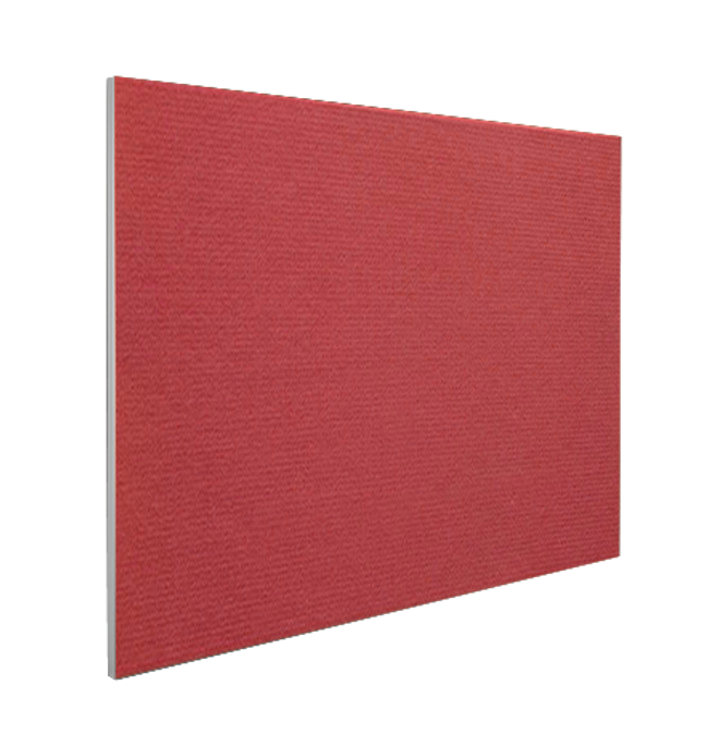 LX7000 Edge Architectural Framed Fabric Pinboards