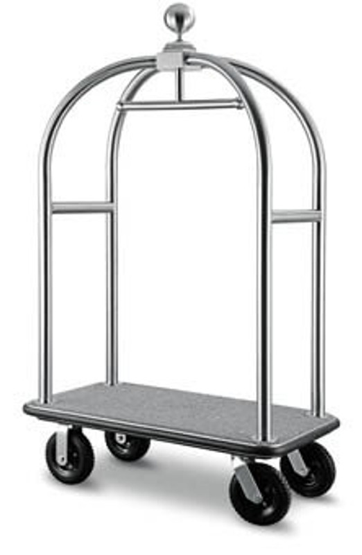 Birdcage Porters Trolley for Hotels