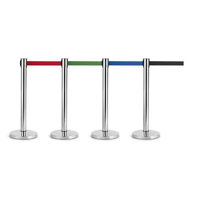 Retracta Q - Barrier Pole