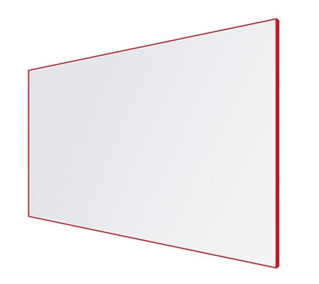 EDGE LX8000 Architectural Coloured Framed Porcelain Magnetic Whiteboard