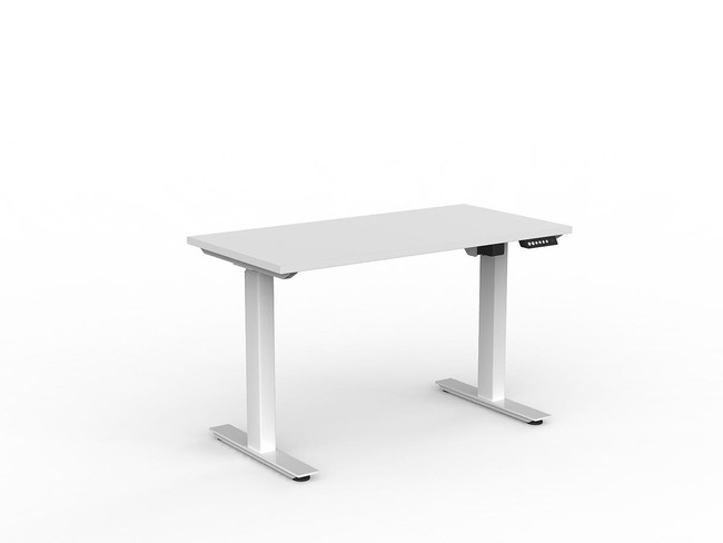 Nimble Electric Height Adjustable Desk - 2-Column
