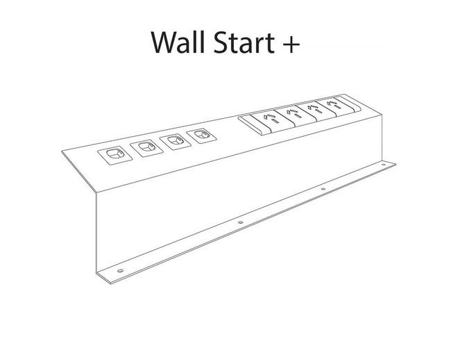 Softwire Wall Start Kit