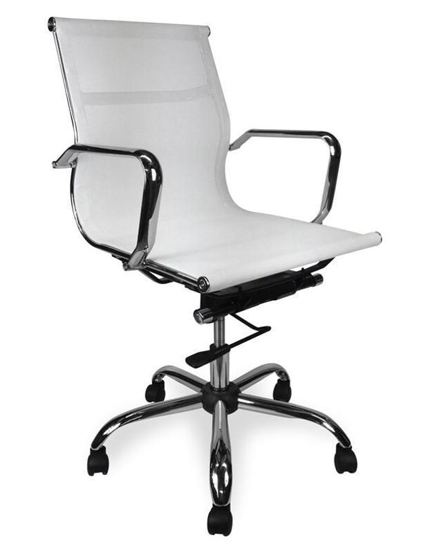 Designer Low Back Mesh Meeting Room / Boardroom Chair