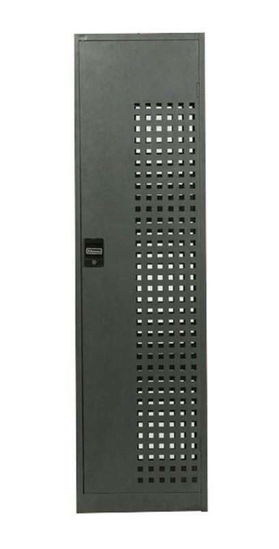 Perforated Steel Lockers - Three Tier
