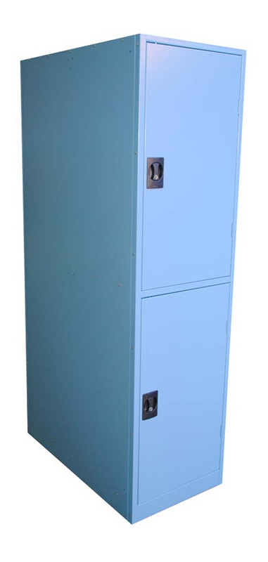 Luggage Lockers - Heavy Duty Steel