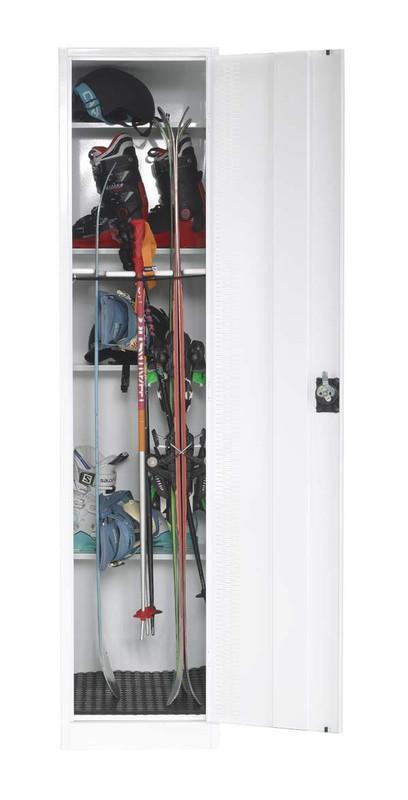 Snowsports / Ski Lockers - Anti Rust Steel