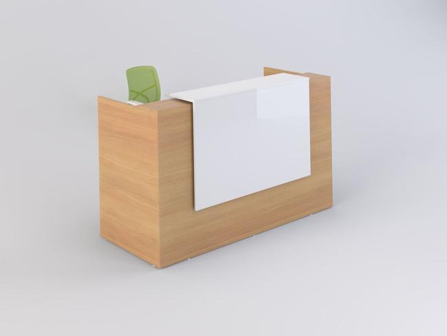 Sorrento Modern Reception Counter Unit