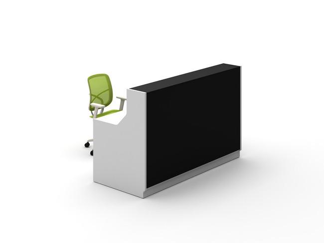 Roma Reception Unit / Front Desk Counters