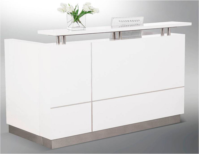 Hugo Contemporary Reception Counters Units