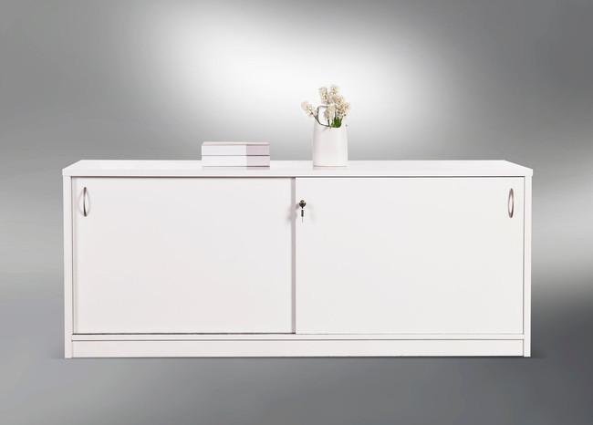 Reception Storage Buffet in White