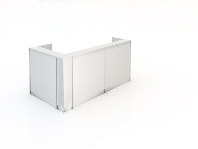 Kent 12 2 Person Corner Reception Counter Unit