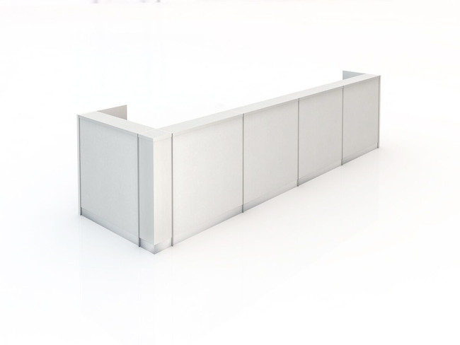 Kent Large Corporate Reception Counter Units