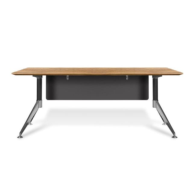 Novara Single Person Rectangular Office Desk