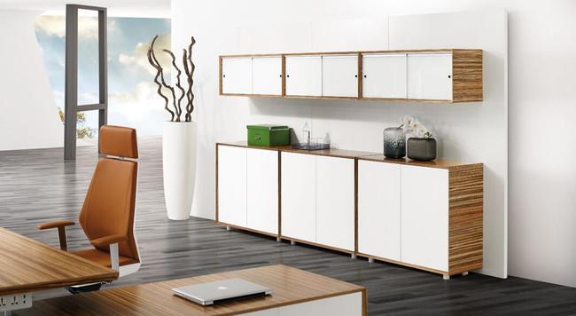 Evolution Storage Cabinet Cluster - Designer Range