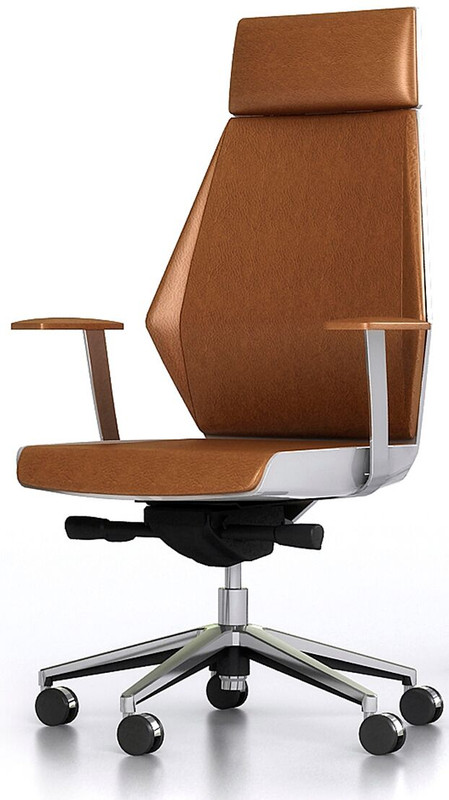 Evolution Modern Executive Office Chair - Designer Range