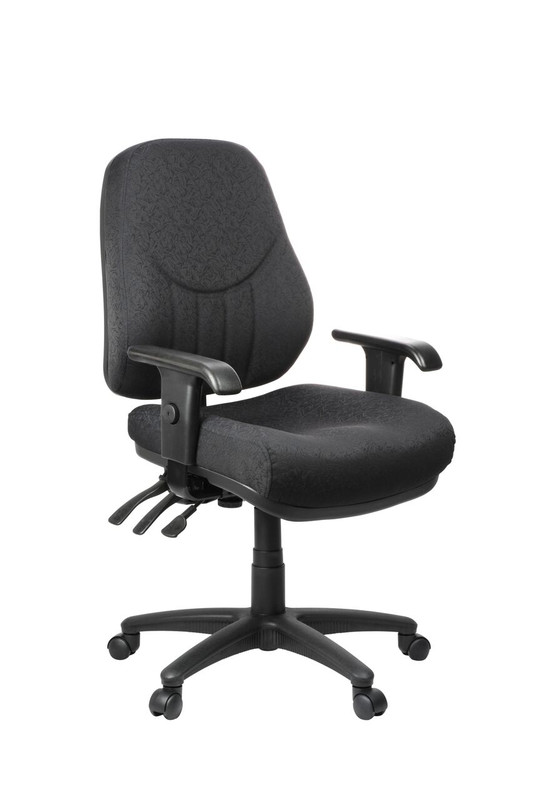 Oxford Ergonomic Office Chair - High / Mid Back Options