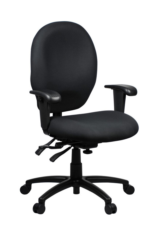 Duro Ergonomic Office Chair - High / Mid Back Options