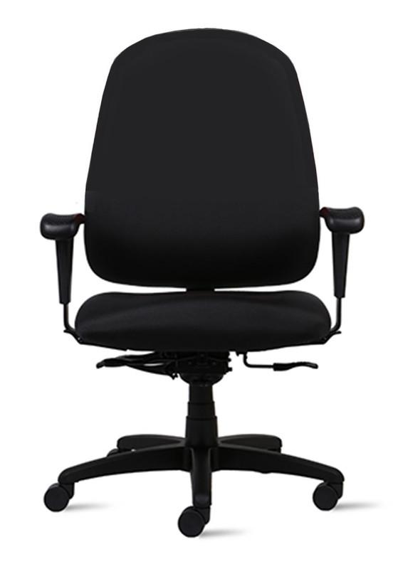 Duro PLUS Heavy Duty Ergonomic Fabric Office Chair