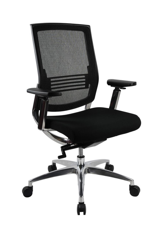 Focus Executive Office Chair - Mid Back
