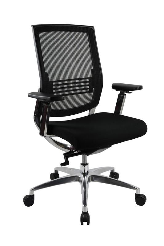 Focus Executive Office Chair - Mid Back