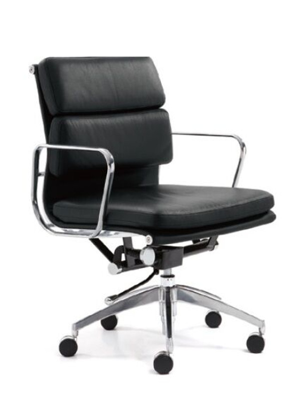 Manta Leather Manager Chair
