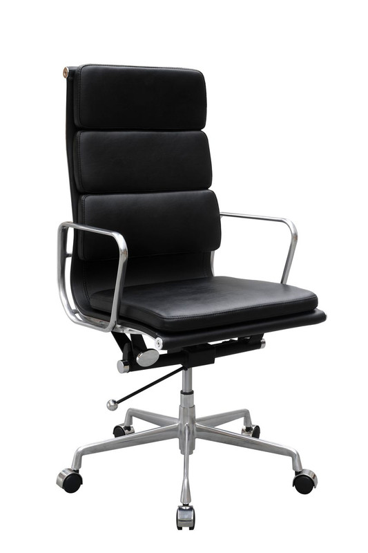 Manta PU High Back Padded Chair