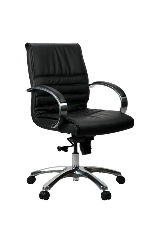Franklin Manager / Executive Leather Chair - High / Mid Back Options