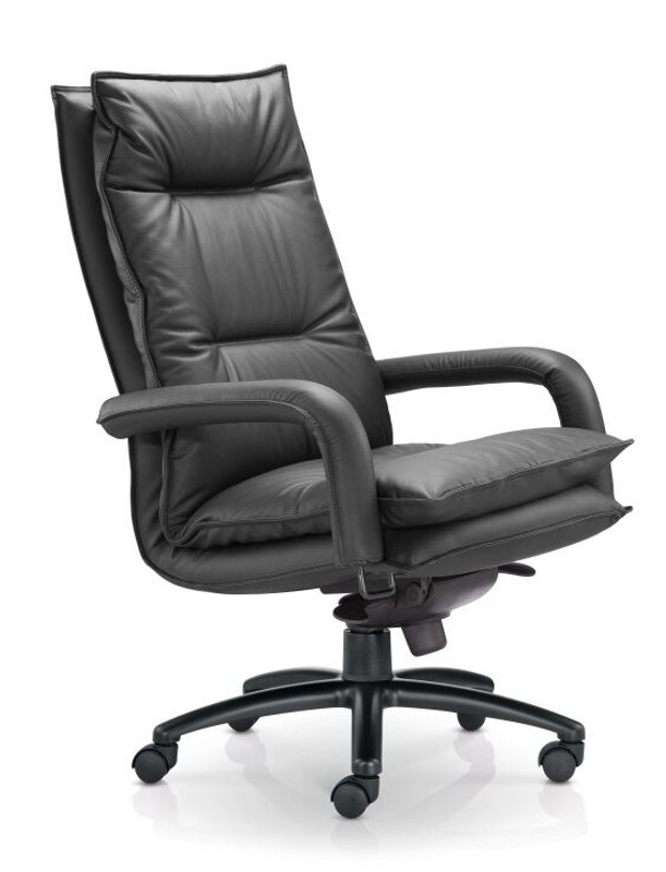 Bliss High Back Leather Office Chair - Manager / Executive Level