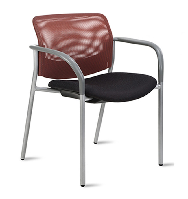 Multi Mesh Back Visitor Chair
