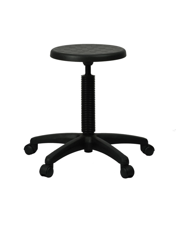 Astro Bar Stool - Rubber Seat
