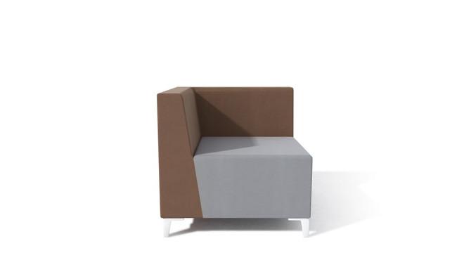 Simple Corner Seating Lounge