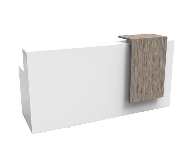 Urban Contemporary Reception Counters
