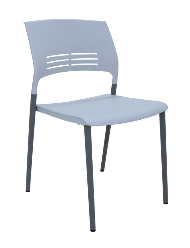 Aloha Breakout / Meeting Chair - White