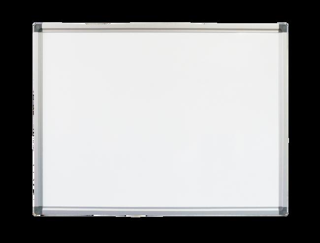 Budget Whiteboard - Standard Aluminium Frame