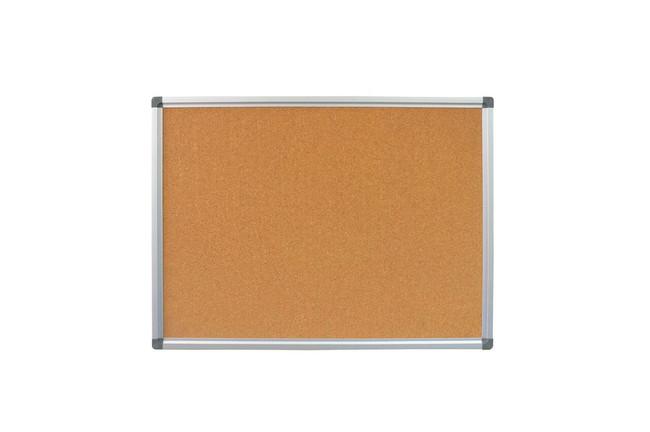 Budget Corkboard - Standard Aluminium Frame
