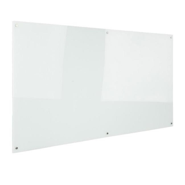 Magnetic Glassboard - Toughened Frameless Glass