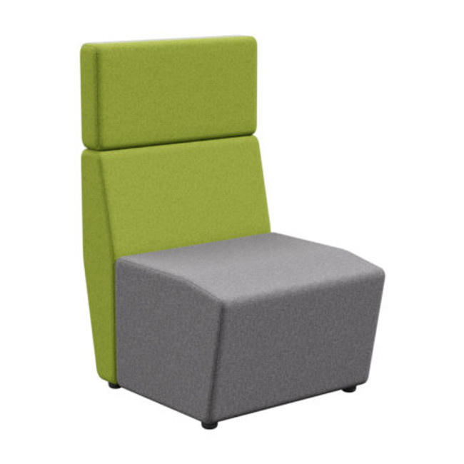 Park Standard Tall Back Seater - Modern Meeting Chairs