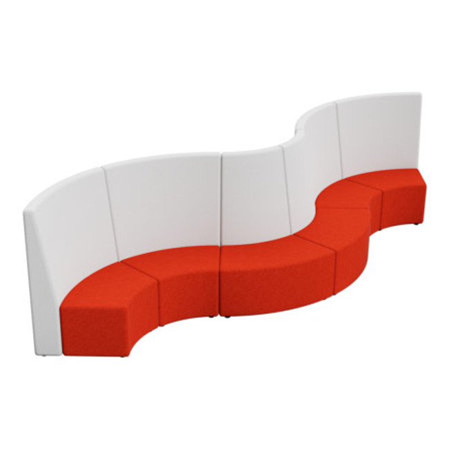 Flix Tall Wave ABW Seating