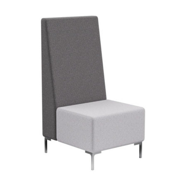 Flo Tall Back Soft ABW Seating