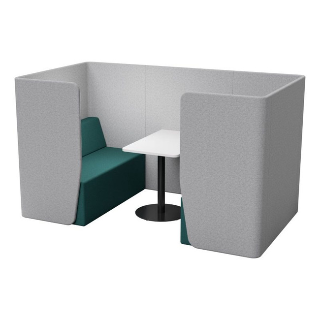 Archer Meeting Booth - Collaborative Zones